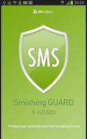 Screenshot of S-GUARD(Smishing Guard) - FREE