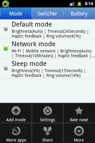 Battery Saver + - screenshot