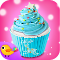 Cupcake Maker Salon icon