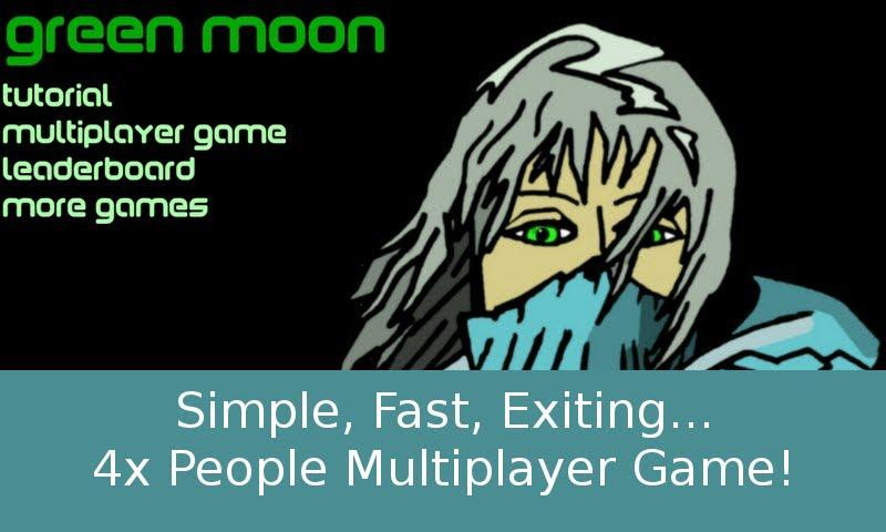 Green Moon Multiplayer - screenshot
