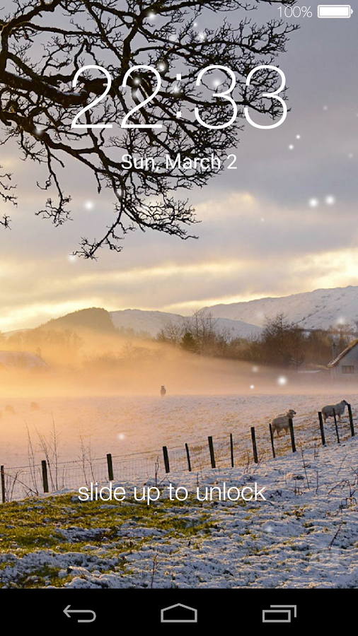 Lock screen(live wallpaper) - Android Apps on Google Play