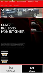 GOMEZ II BAIL BOND - screenshot thumbnail