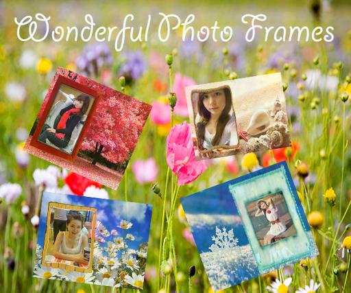 Wonderful Photo Frames Art