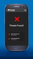 Screenshot of VIPRE Mobile Security