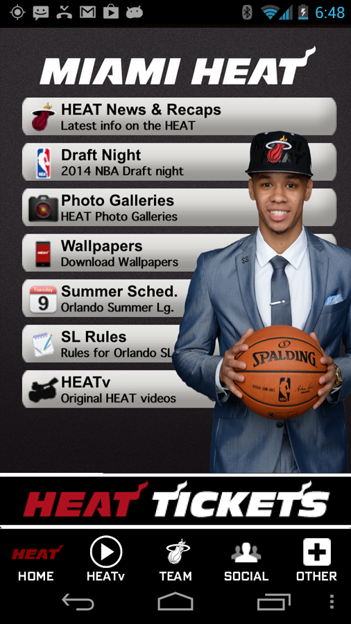 Miami HEAT - screenshot