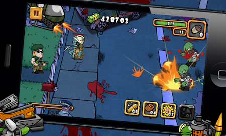 Zombie Age 1.1.1 screenshot 234836