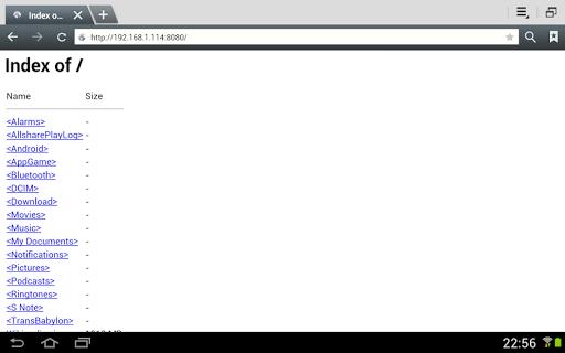 Download Tiny Web Server Free Google Play softwares - aItnE5oiwwXA
