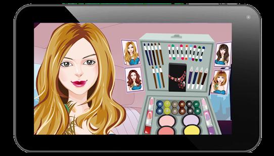 芭比娃娃化妆小游戏,在线玩,4399小游戏