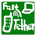 Fast WiFi Tether Pro logo