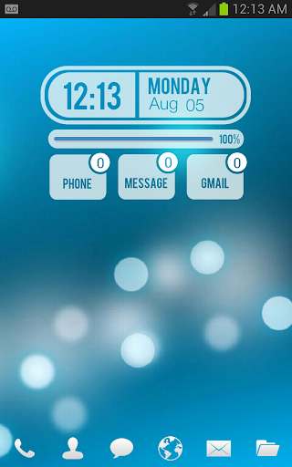 Smart Clock - UCCW skins