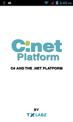 C and the .NET Platform