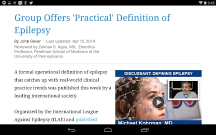 MedPage Today Screenshot 7