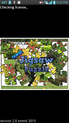 Drifting Jigsaw Puzzle