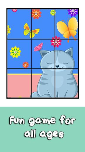 Cute Cartoon Puzzle Games