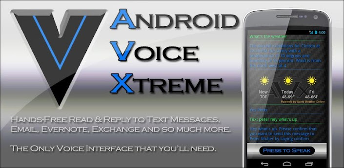Android Voice Xtreme apk