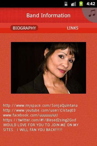 Sonja Quintana - screenshot
