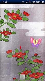 Camellia & Butterfly- screenshot thumbnail