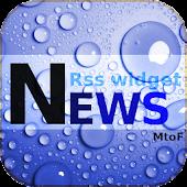 Rss News Widget