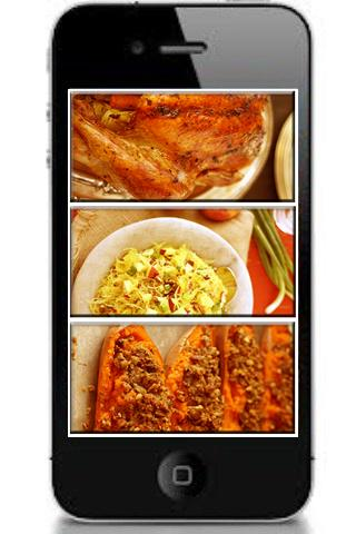 ThanksGiving Recipes Guide