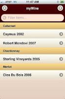 Screenshot of my Wine