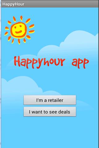 HappyHour Deals