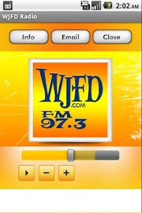 WJFD Radio - screenshot thumbnail