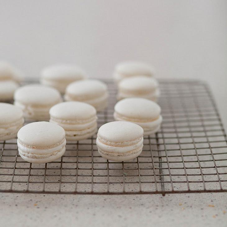 Basic French Macarons Recipe