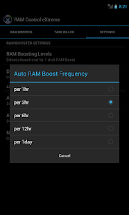 RAM Control eXtreme Lite- screenshot thumbnail