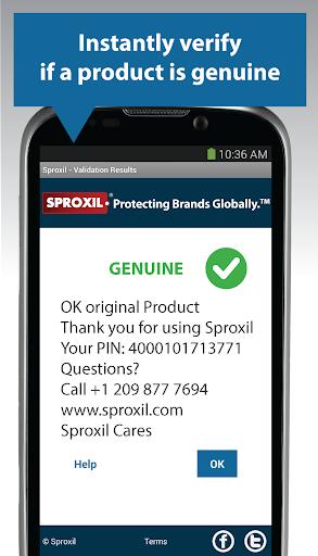 Sproxil Consumer