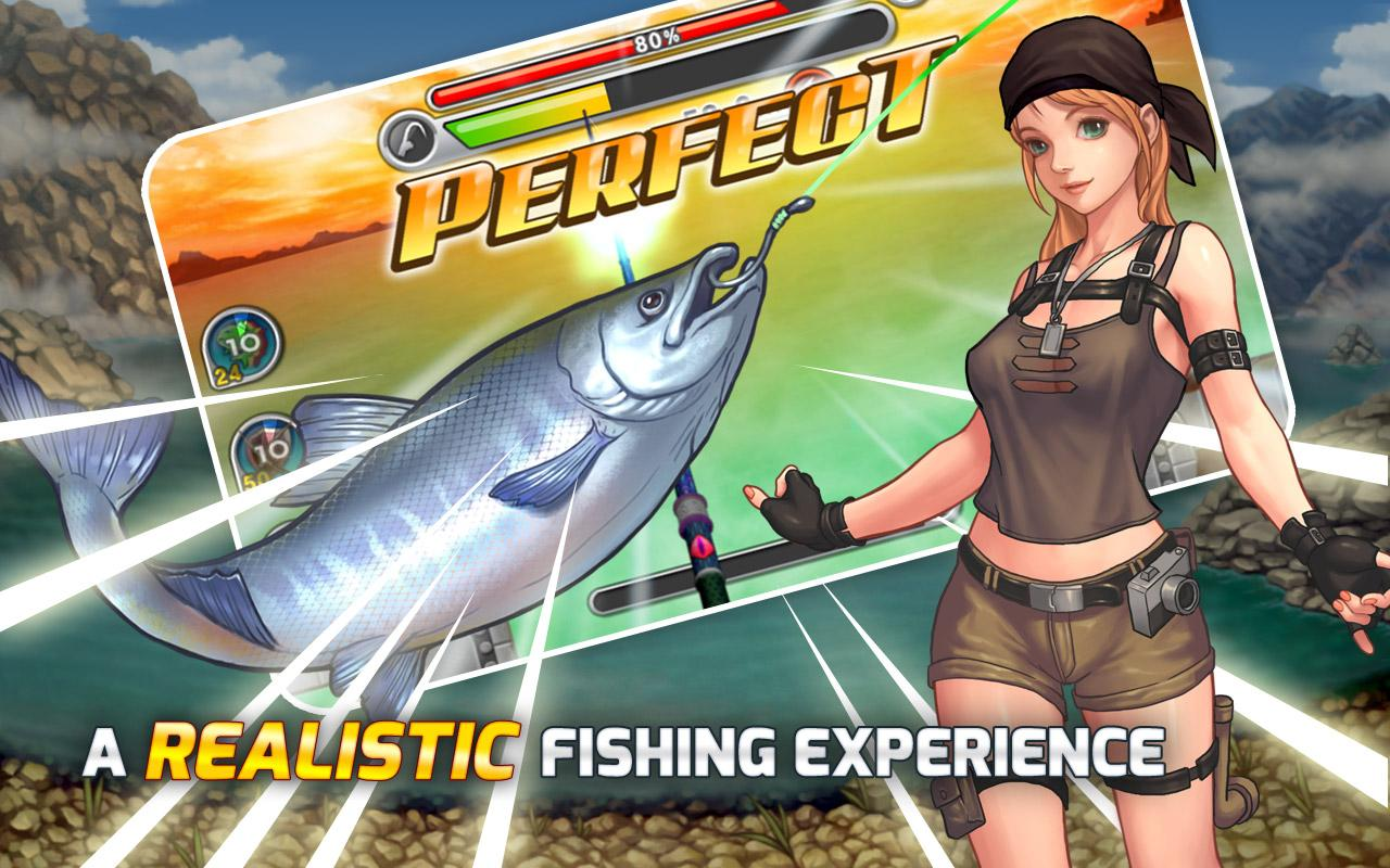 Fishing Game APK