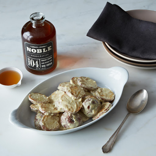 Noble Tonic 04: French Orleans White Wine Vinegar