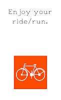 Screenshot of One Tap Record for Strava