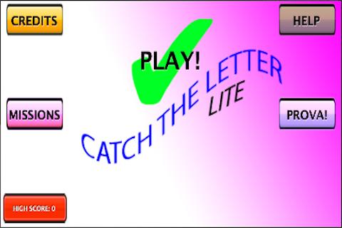 Alfabeto Cadente LITE