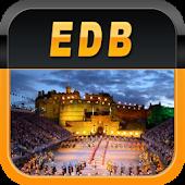Edinburgh Offline Map Guide