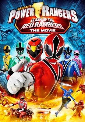 Power Rangers Clash Of The Red Rangers Movie Movies