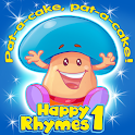 Happy Rhymes 1 - Story 3 icon