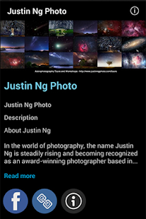 Justin Ng Photography - screenshot thumbnail