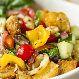 Panzanella Salad.