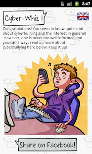 #DeleteCyberbullying- screenshot thumbnail