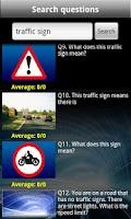 Screenshot of Driving Theory Test UK Car