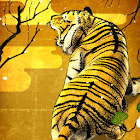 Tiger Picture Scroll icon
