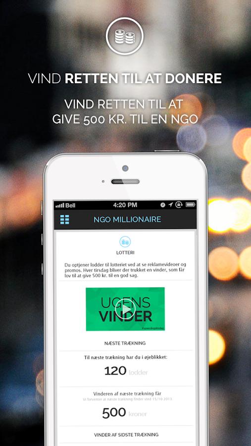 NGO Millionaire- screenshot