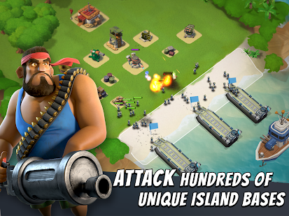 Boom Beach - screenshot thumbnail