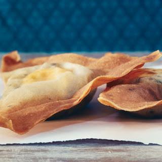 Tunisian Tuna-and-Egg Turnover