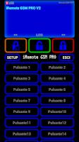 Screenshot of iRemote GSM