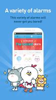 Screenshot of AlarmMon (Must-have alarm app)