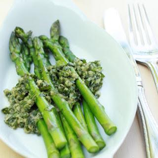 Asparagus & Basil Pesto