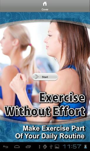 玩運動App|Exercise Without Effort免費|APP試玩