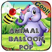 Animal Balloon Pop