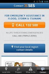 SES FloodSafe- screenshot thumbnail
